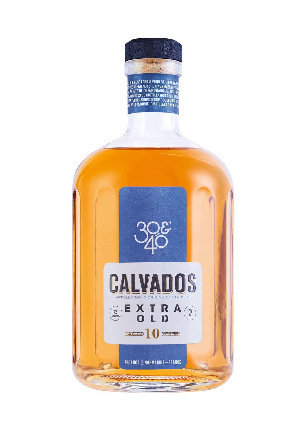 Calvados Extra Old - © 30&40
