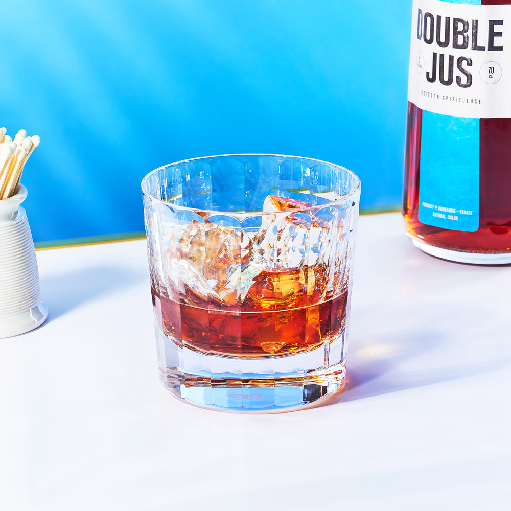 Double Jus on the Rocks - © 30&40